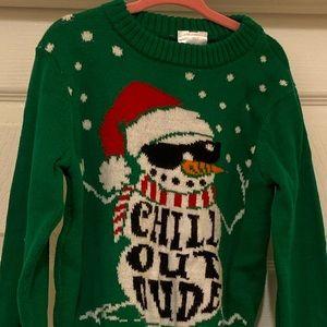Christmas Sweater ⛄️ 🎄